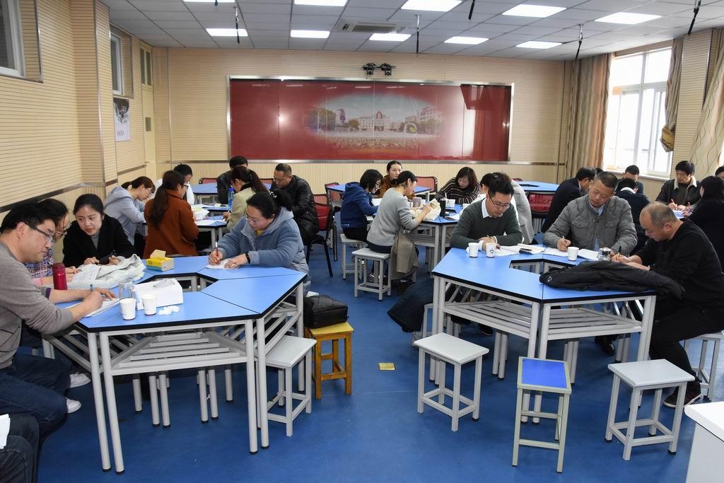 如东县高中地理学科教学研讨活动在我校举行